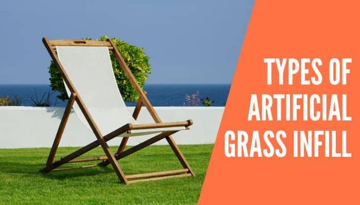 Types of Artificial Grass Infill