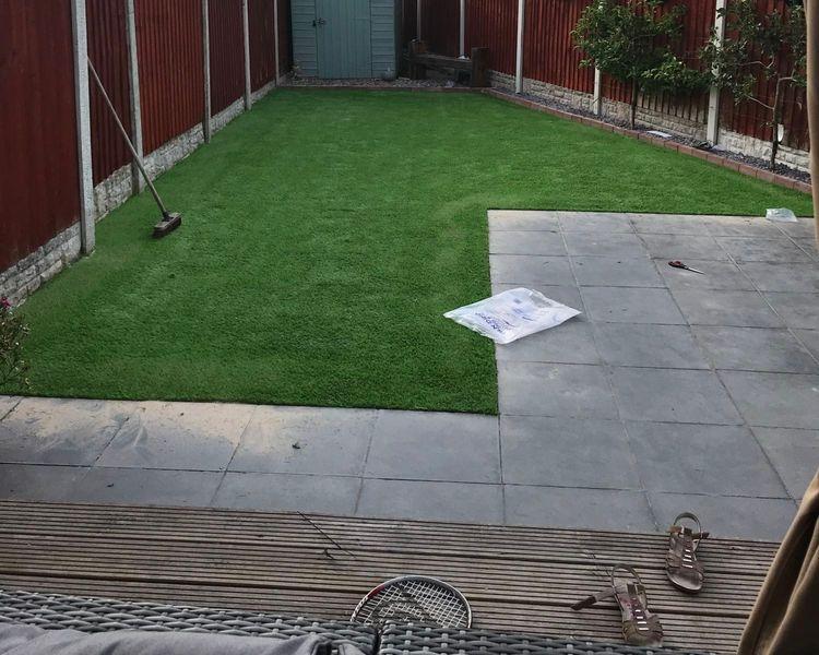 Artificial Grass complete